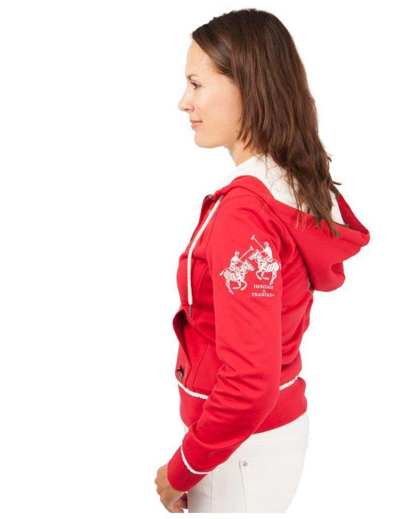 HV Polo Sweat-hoodie voor dames