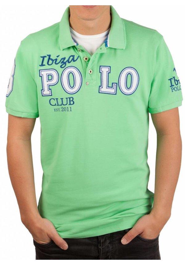 Heren Poloshirt Ibiza