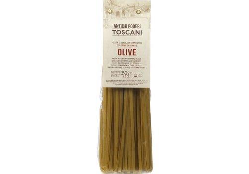 Antichi Poderi Pasta van volle granen - Fettuccine met Olijven (250g)