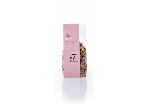 I Just Love Breakfast Granola #7 Cashew-Banana (250g)