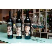 BIO dynamische Spaanse rode wijn (3 x 75cl) - Wijnkoffer