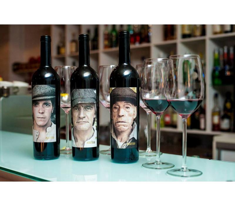 BIO dynamische Spaanse rode wijn (75cl) - El Viejo