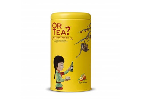 Or Tea? Cylinderdoos met losse oolong thee BIO (75g)