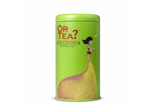 Or Tea? Losse groene thee BIO (75g)