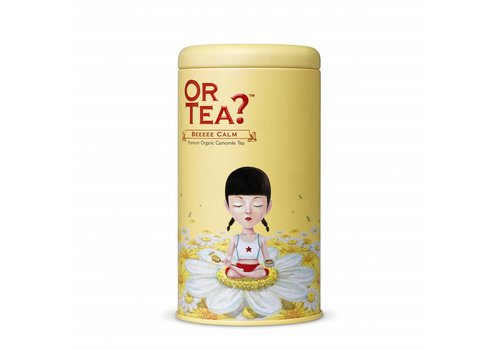 Or Tea? Cylinderdoos met losse kamille thee BIO (75g)
