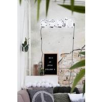 Letter board - 30 x 45 - Zwart