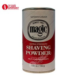 MAGIC RED STRENGTH SHAVING PWD