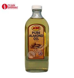 ALMOND OIL 300ML (MANDELÖL) KTC