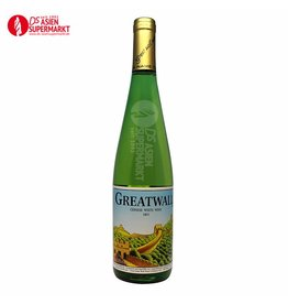 GREATWALL CHINESE WHITE WINE 750ML
