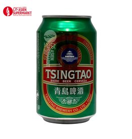 TSINGTAO BIER 330ML
