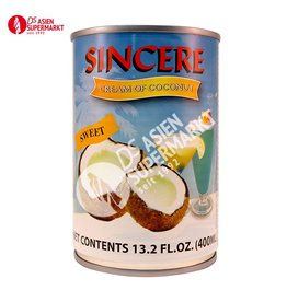 KOKOSCREAM SWEET 400ML (SUESS) SINCERE