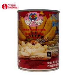 BANANEN IN SIRUP 565G TWIN ELEPHANTS