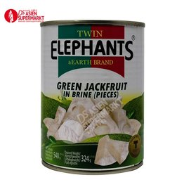 JACKFRUIT GREEN 540G ELEPHANTS