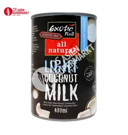 COCONUT MILK 400ML NATURAL