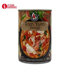 TOM YUM SOUP 400ML (SUPPE SCHARF&SAUER)