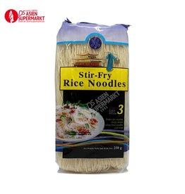 STIR FRY RICE NOODLES (REISNUDELN) 250G