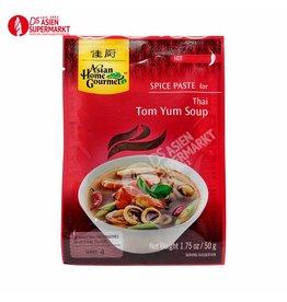 TOM YUM THAI SUPPENPASTE SCHARF 50G AHG