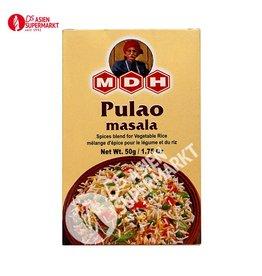 PULAO MASALA 50G (VEGETARISCH REIS) MDH