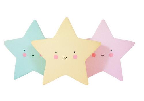 A Little Lovely Company A Little Lovely Company - Little Star - Light