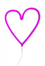 A Little Lovely Company A Little Lovely Company - Pink Heart Neon