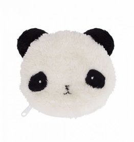 A Little Lovely Company A Little Lovely Company - Pocket Money Purse Fluffy Panda