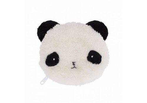 A Little Lovely Company A Little Lovely Company - Pocket Money Purse Fluffy Panda