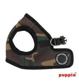 Puppia Puppia Soft Harness model B camo