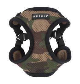 Puppia Puppia Soft Harness model C Camo