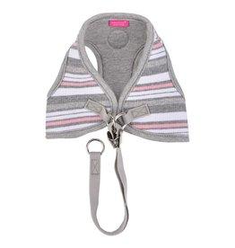 Pinkaholic Pinkaholic Cara Vest Harness ML Grey