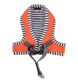 Puppia Puppia Naunet Harness Q Orange