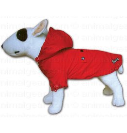 Doxtasy/Animal Gear Doxtasy rainjacket red (alleen maat XXL)