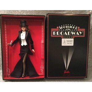 Barbie Spotlight on Broadway - Gold Label Collection