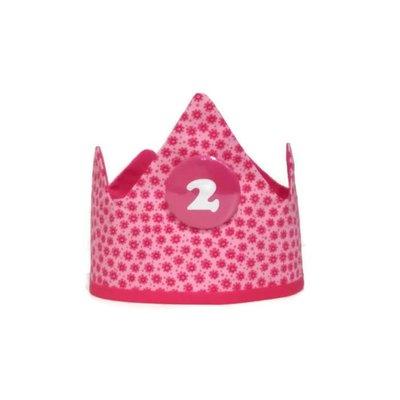 YEZ-Handmade  Birthday crown MIRA