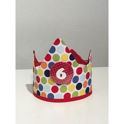 YEZ-Handmade Verjaardagskroon CYRILLE