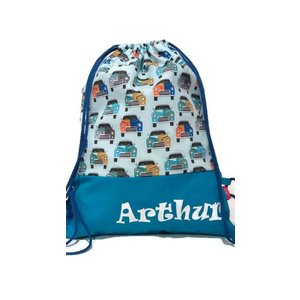 YEZ-Handmade Gym sack ARTHUR