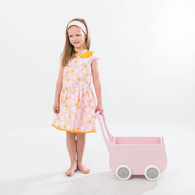 YEZ-Handmade Dress CLAIRE