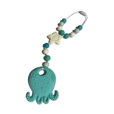 YEZ-Handmade Teething necklace EVAN