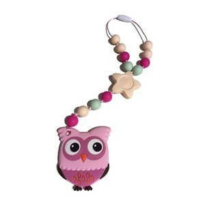 YEZ-Handmade Teething necklace GALE