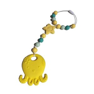 YEZ-Handmade Teething necklace JENTE