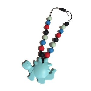 YEZ-Handmade Teething necklace  FINN