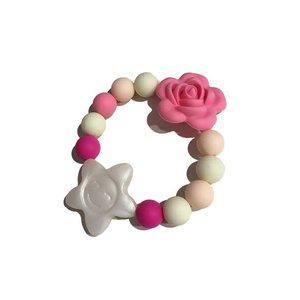 YEZ-Handmade Teething ring MISSY