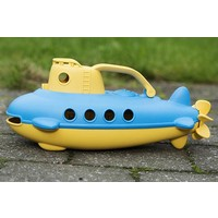 Fairplace Green toys submarine