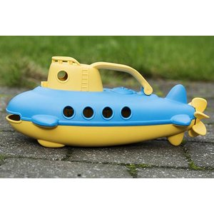 Fairplace Green toys submarine