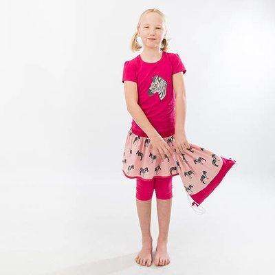YEZ-Handmade  gathered skirt  ABBY