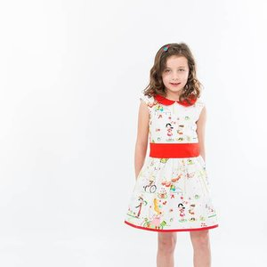YEZ-Handmade Dress  LILOU