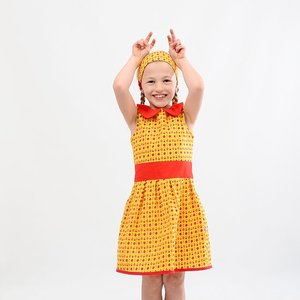 YEZ-Handmade Dress  EOWYN