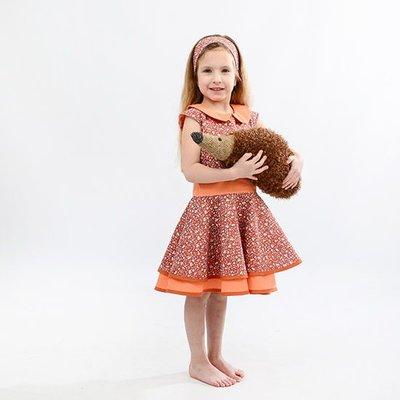 YEZ-Handmade Jurk FIONA - Op bestelling