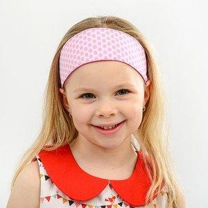 YEZ-Handmade Hair ribbon ELSA