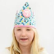 YEZ-Handmade  Birthday crown AIMEE