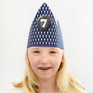 YEZ-Handmade Birthday crown PHELAN